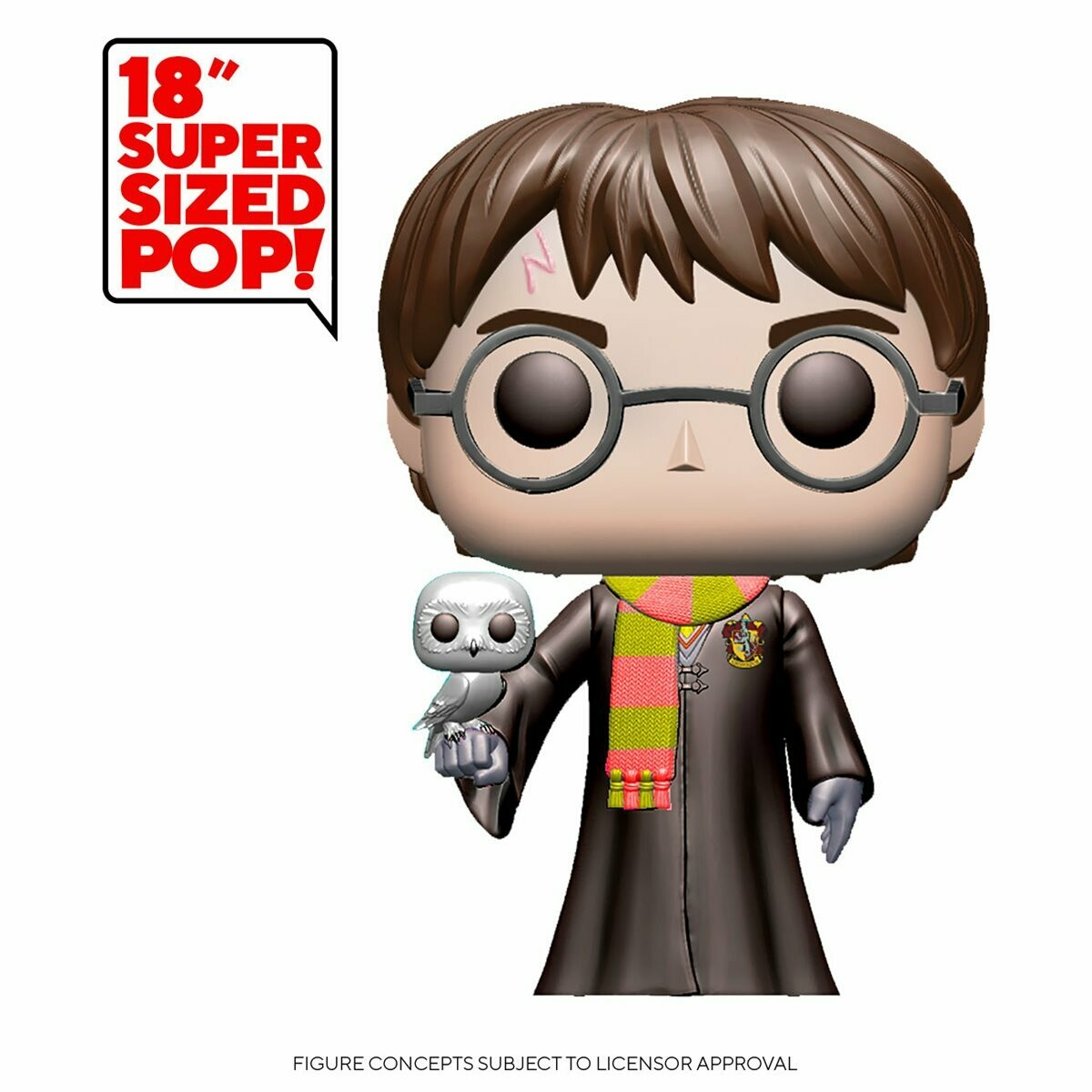 PRE-ORDER Harry Potter 18-Inch Pop! Vinyl Figure (Store Pick up Only)