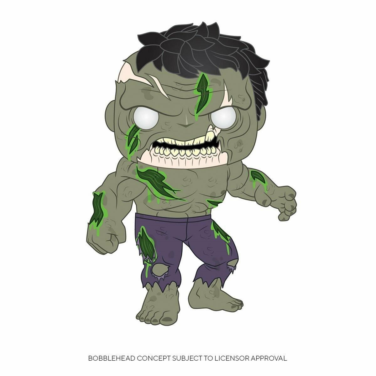 PRE-ORDER Marvel Zombies Hulk Pop! Vinyl Figure
