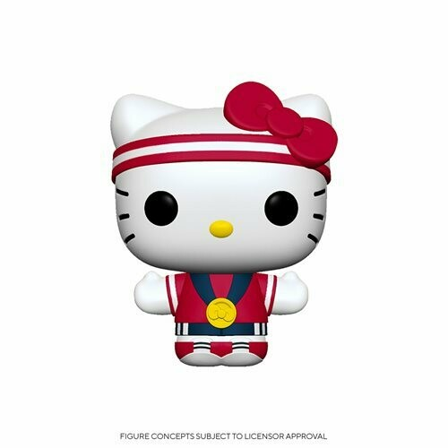 PRE-ORDER Hello Kitty Team USA Gold Medal Pop! Vinyl Figure