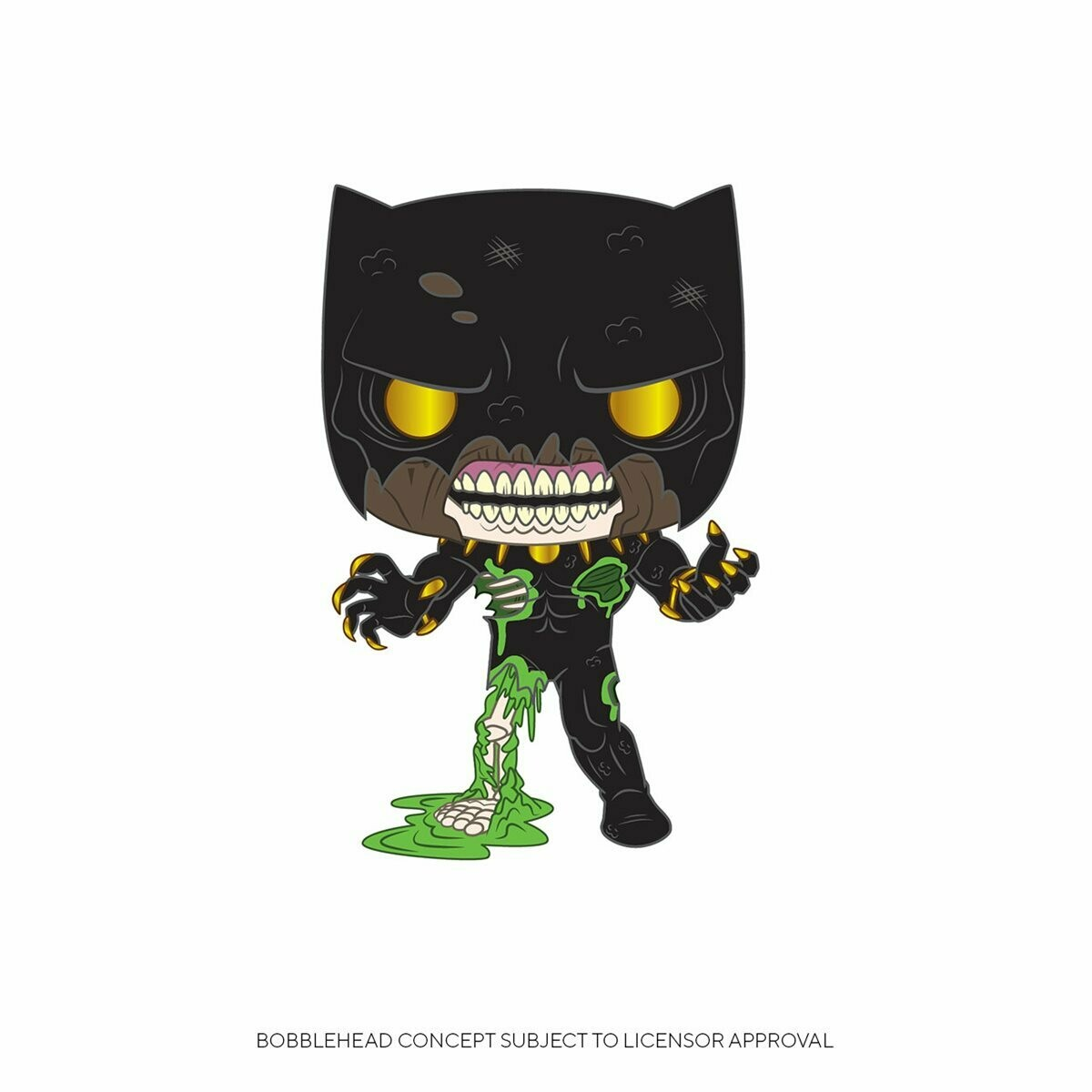 PRE-ORDER Marvel Zombies Black Panther Pop! Vinyl Figure