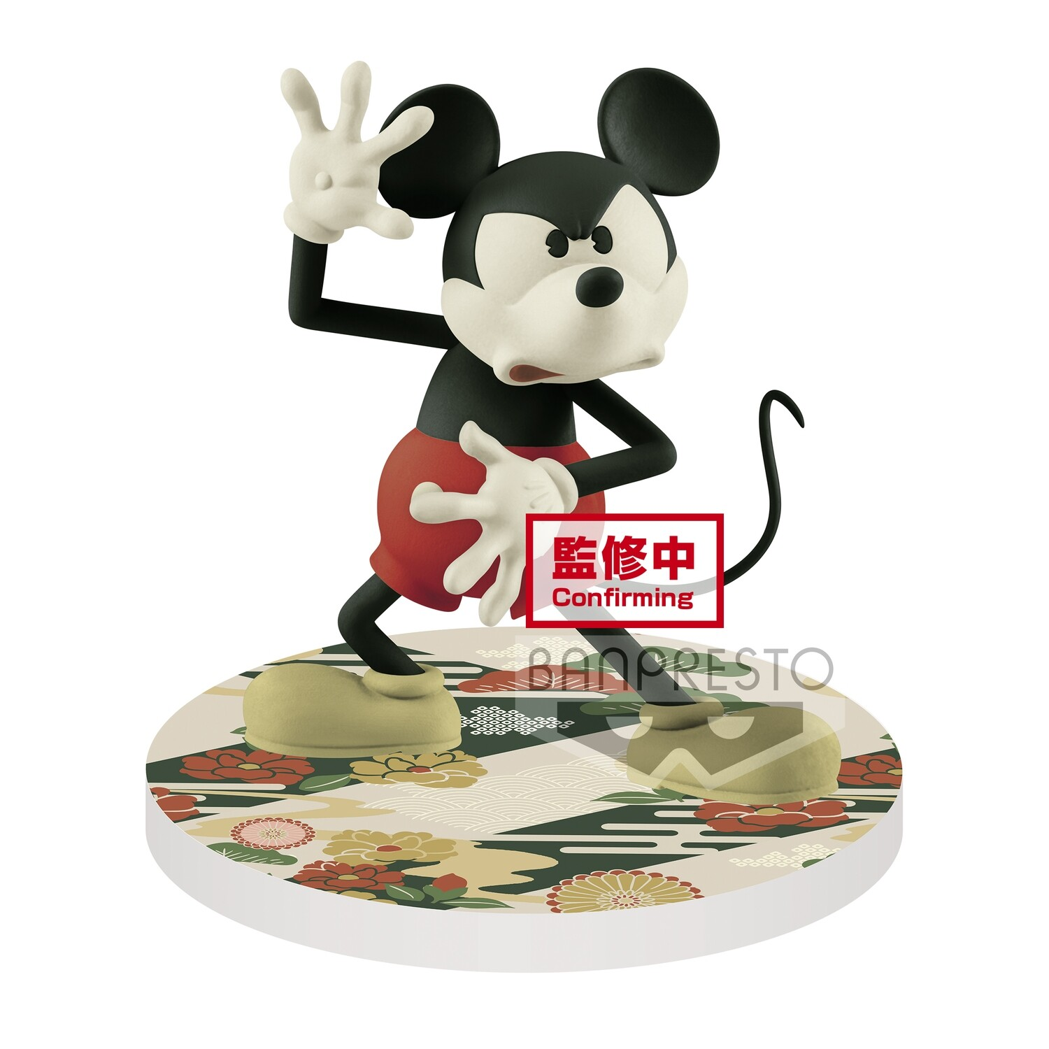 DISNEY CHARACTERS MICKEY MOUSE -TOUCH! JAPONISM-(VER.B)