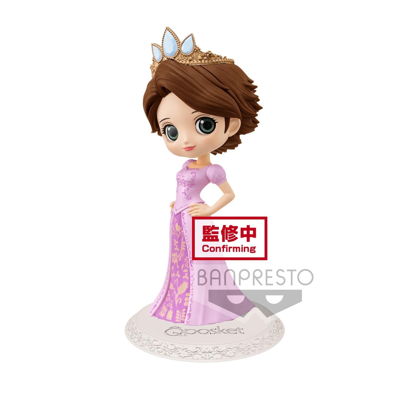PRE-ORDER Q Posket Disney Characters Rapunzel Dreamy Style Ver. B