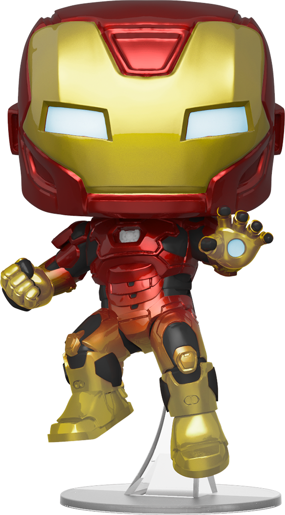 Marvel's Avengers (2020) - Iron Man in Space Suit Pop! Vinyl Figure