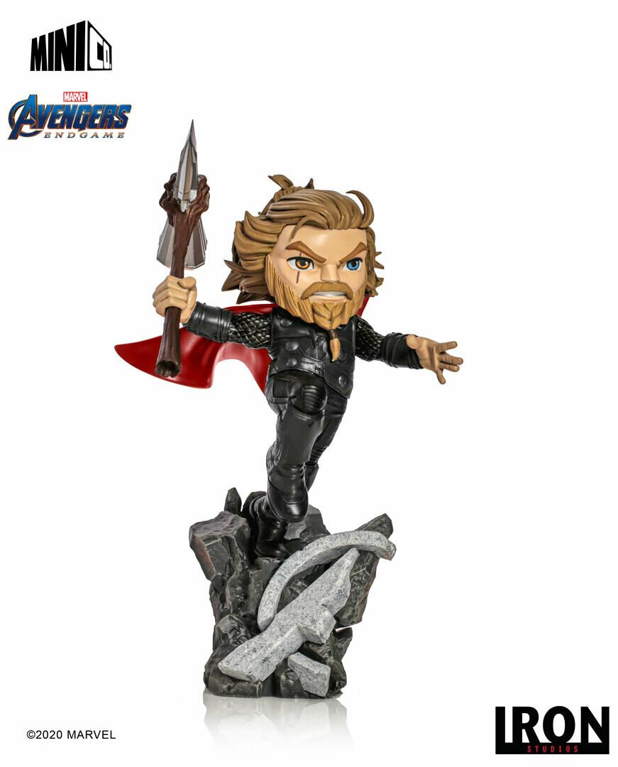 Iron Studios Thor - Avengers Endgame - Minico