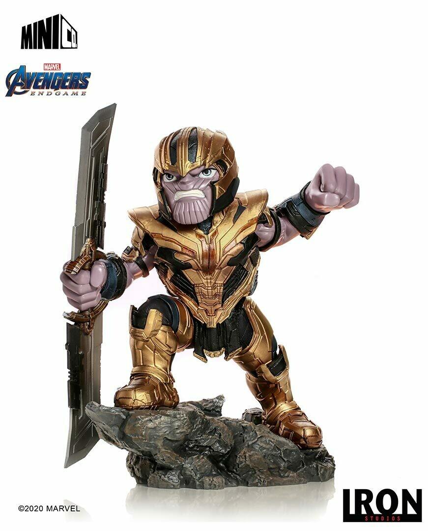 Iron Studios Thanos - Avengers Endgame - Minico