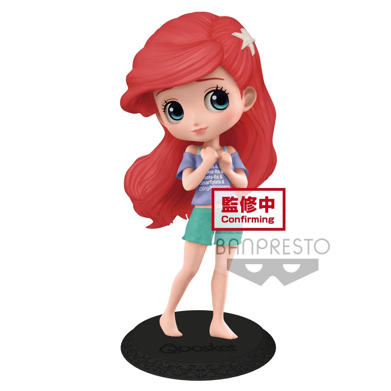 PRE-ORDER Q Posket Disney Characters Ariel Avatar Style Ver. B