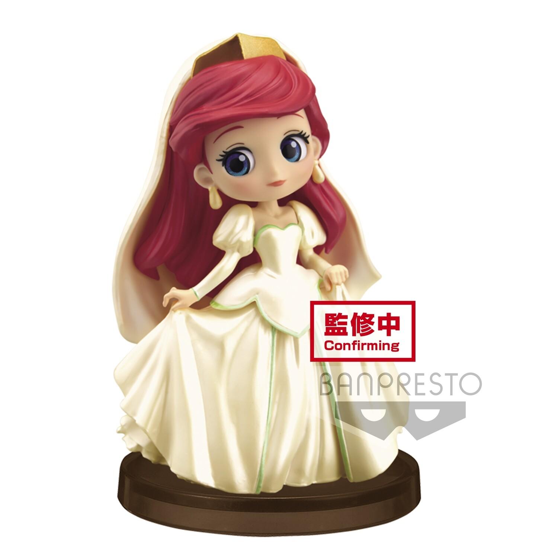 Banpresto Disney Characters Q Posket Petit Girls Festival Vol. 2 Ariel