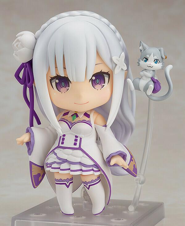 Nendoroid Emilia(re-run)