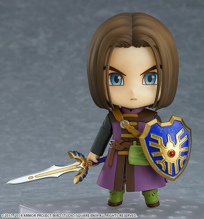 Good Smile Nendoroid DRAGON QUEST(R) XI: Echoes of an Elusive Age The Luminary