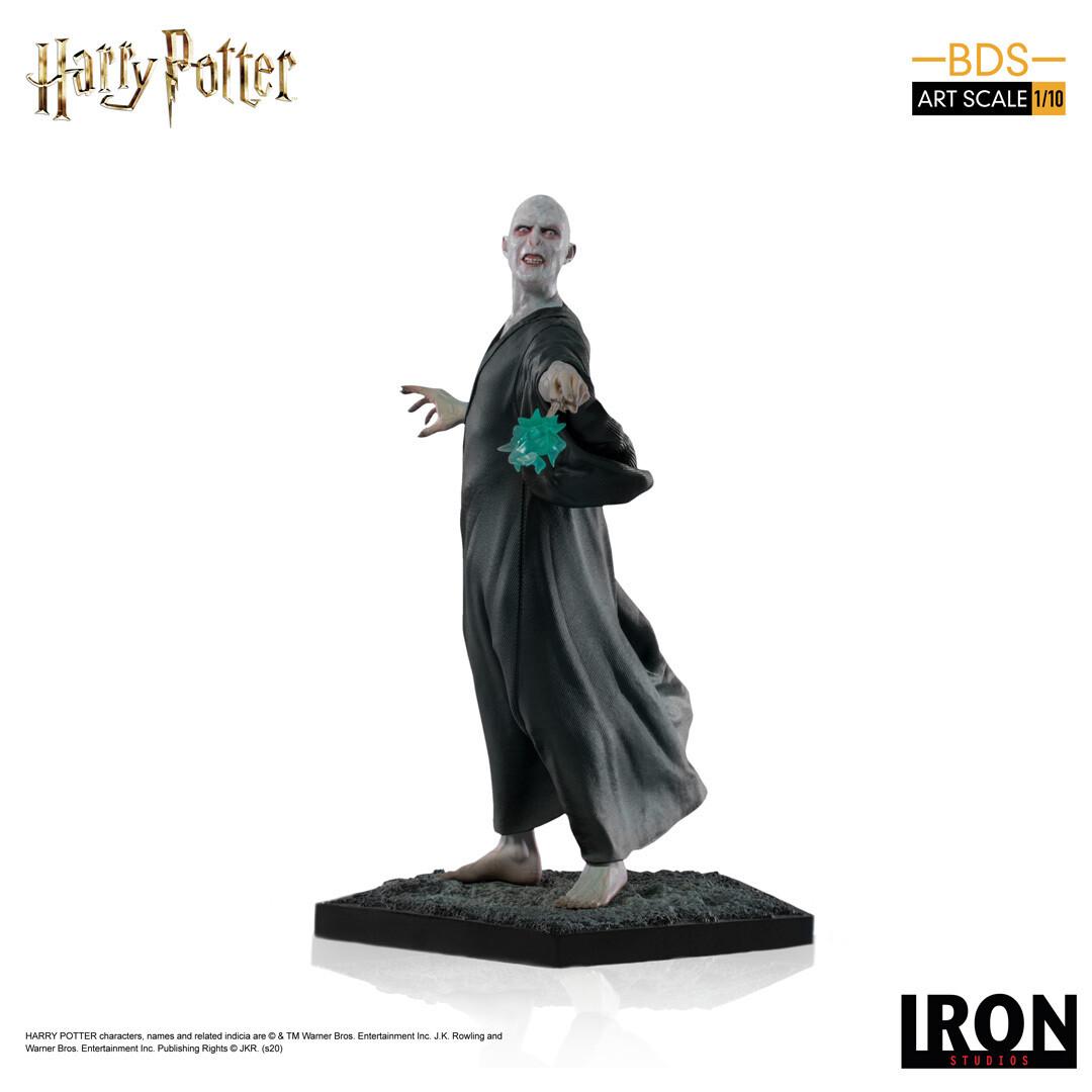 Iron Studios Voldemort BDS Art Scale 1/10 – Harry Potter