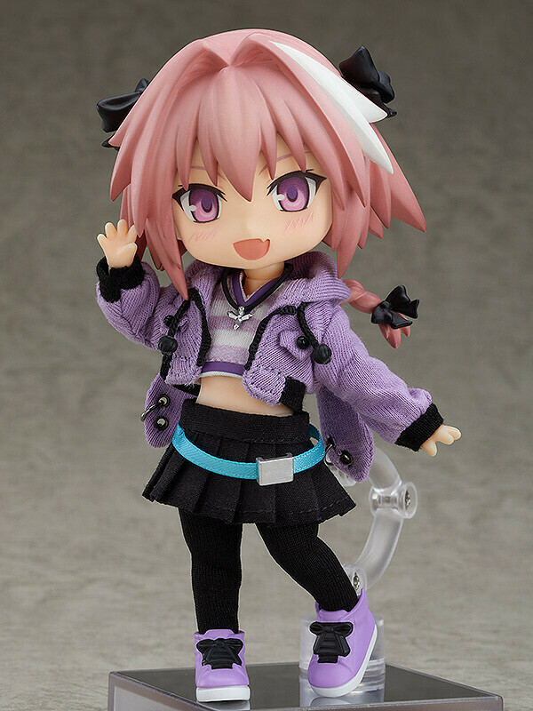 "PRE-ORDER Nendoroid Doll Rider of ""Black"" Casual Ver."