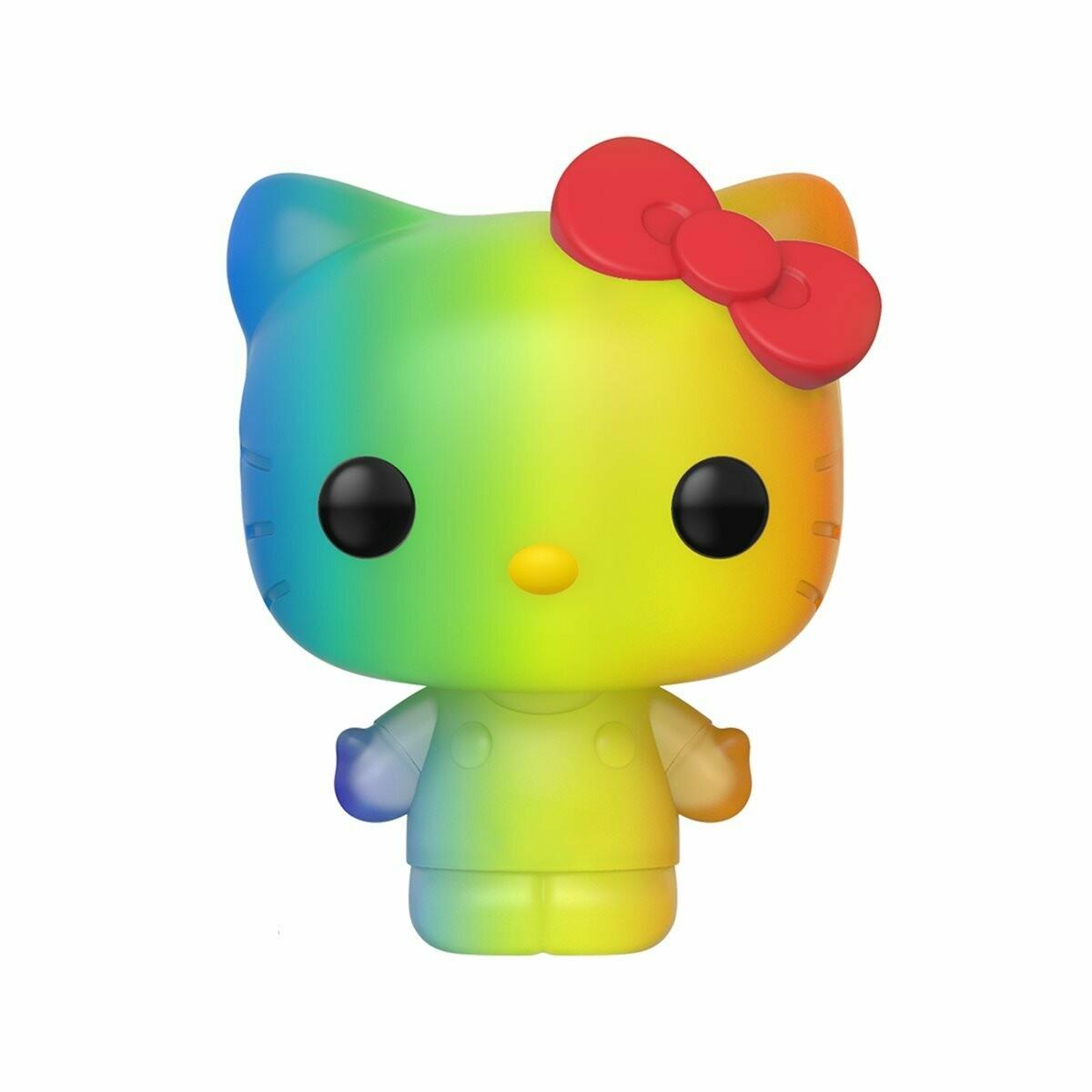 PRE-ORDER Hello Kitty Pride 2020 Rainbow Pop! Vinyl Figure