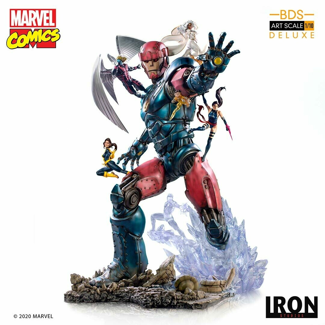 PRE-ORDER Iron Studios X-Men vs Sentinel #3 Deluxe BDS Art Scale 1/10 - Marvel Comics