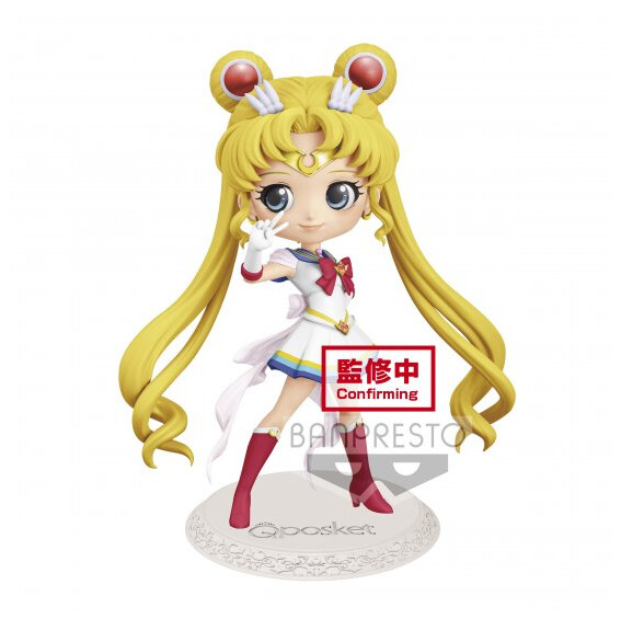 PRE-ORDER Q Posket Super Sailor Moon Eternal Ver. A