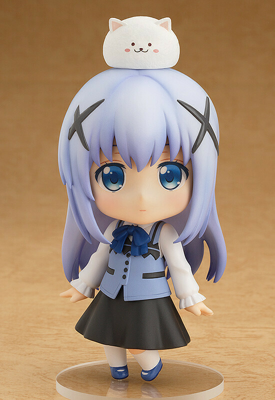 PRE-ORDER Nendoroid Chino(3rd-run)