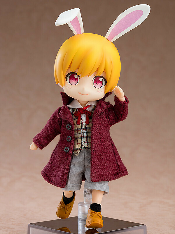 PRE-ORDER Nendoroid Doll White Rabbit(re-run)