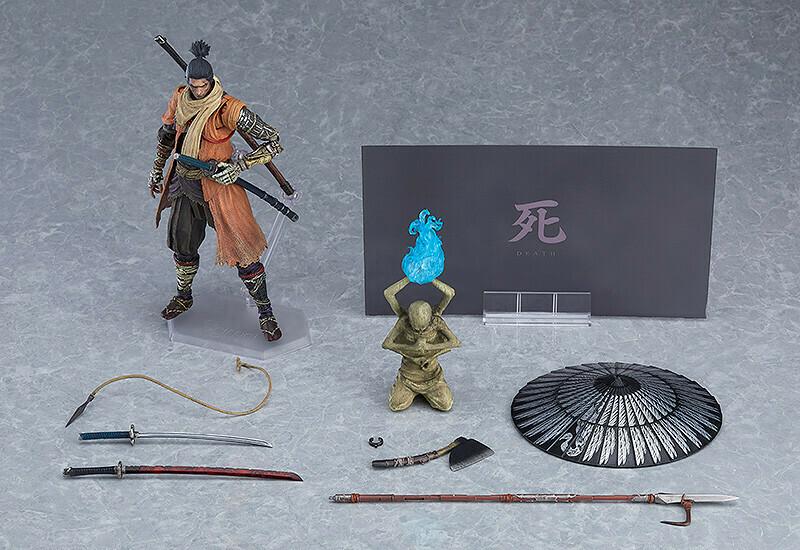 PRE-ORDER figma Sekiro DX Edition