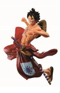 PRE-ORDER Luffy / Luffytaro Full force Ichiban