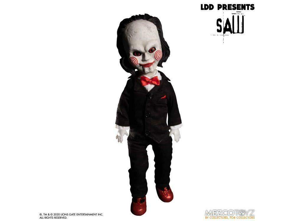 Mezco Living Dead Dolls - Saw