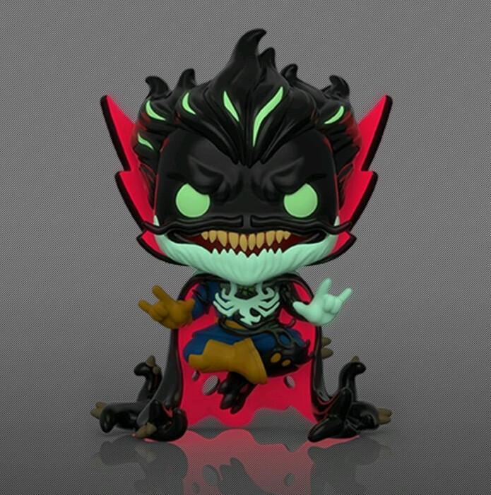 Venom - Venomised Doctor Strange Glow Exclusive Pop! Vinyl Figure