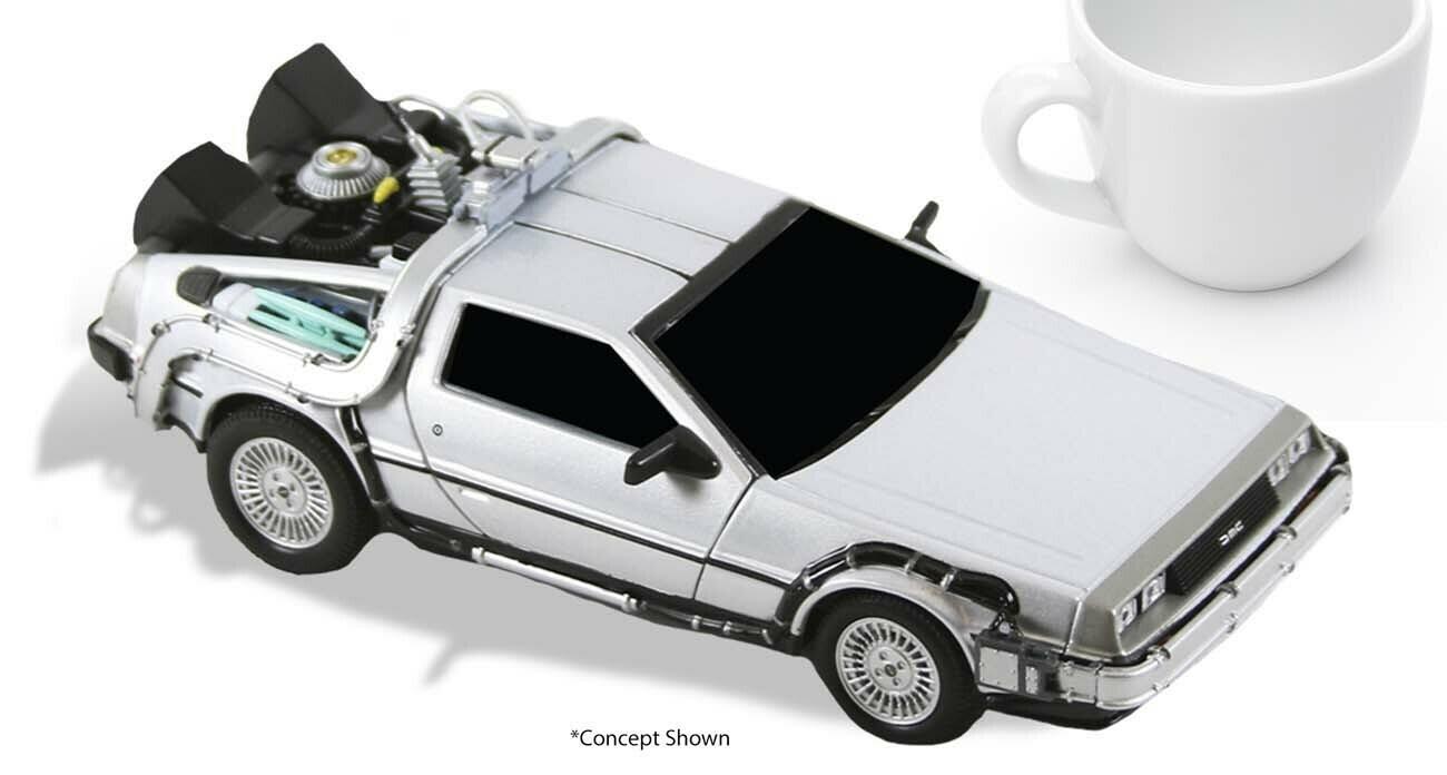 "Neca Back to the Future – 6"" Diecast Vehicle – Time Machine"