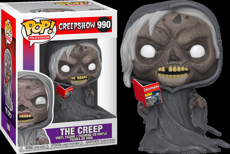 PRE-ORDER Creepshow - The Creep Pop! Vinyl Figure