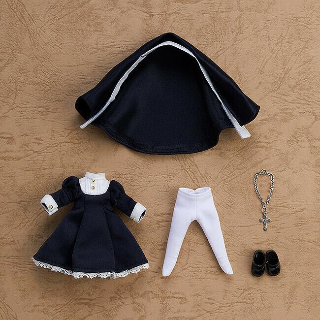 PRE-ORDER Nendoroid Doll Outfit Set: (Nun)