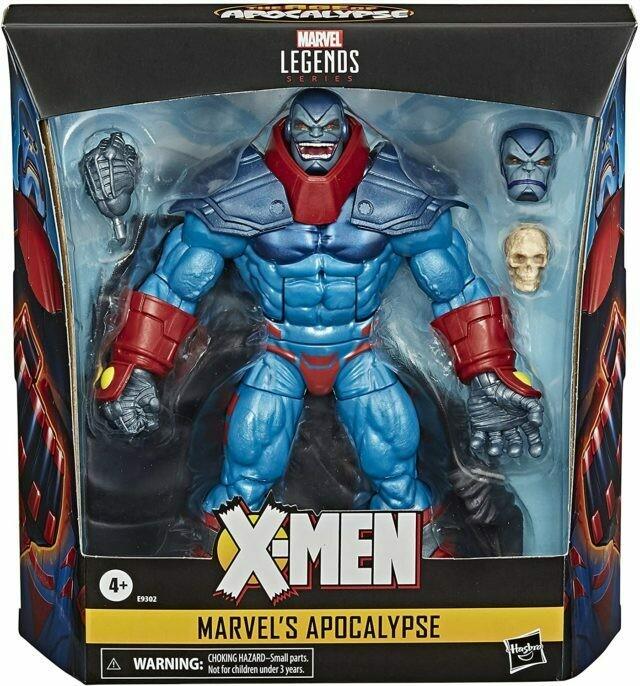 Hasbro Marvel Legends Apocalypse Age of Apocalypse Ver.