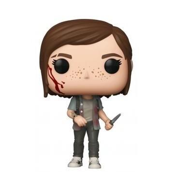 The Last of Us - Ellie Pop! Vinyl Figure