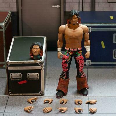 PRE-ORDER Super7 New Japan Pro-Wrestling Ultimates Wave 2 Hiromu Takahashi