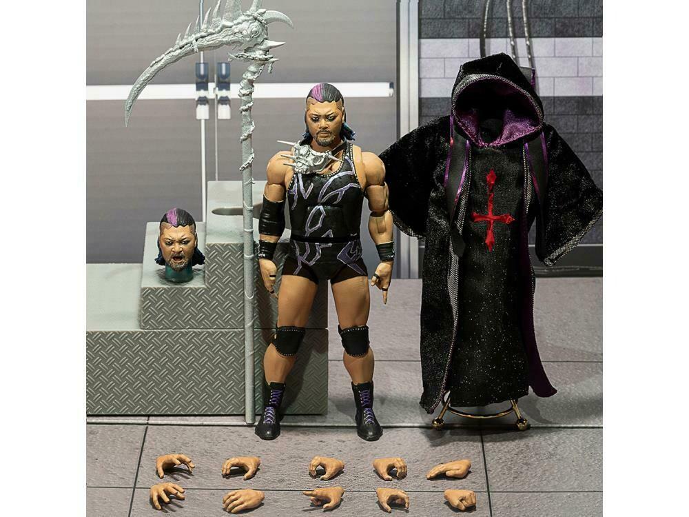 PRE-ORDER New Japan Pro-Wrestling Ultimates Wave 2 Evil