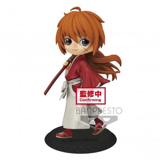 PRE-ORDER Q-Posket Kenshin Himura Ver. A