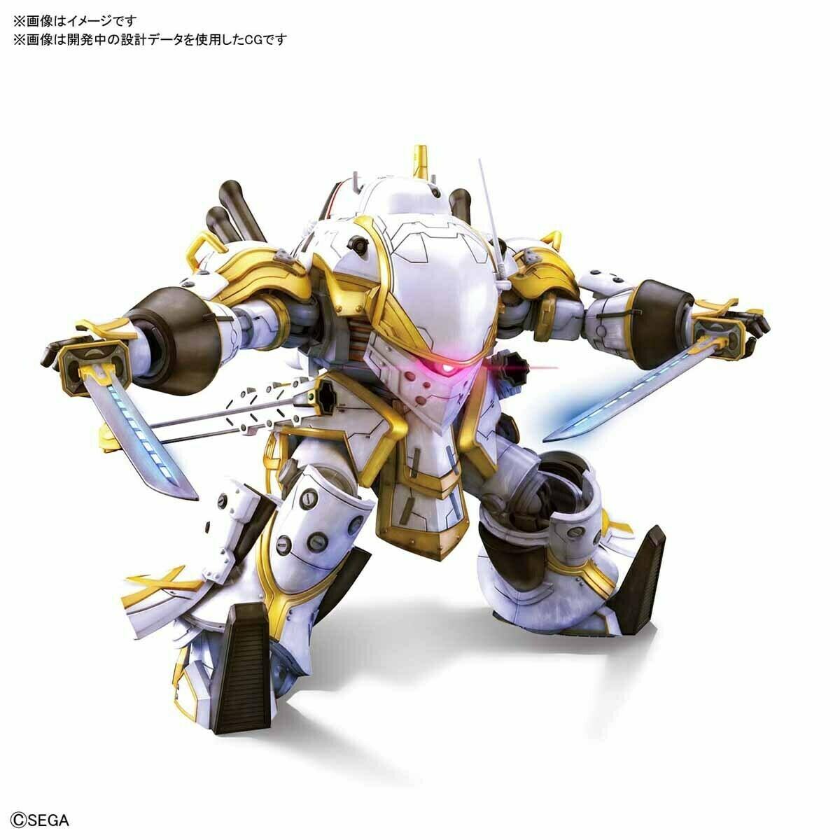 PRE-ORDER HG 1/24 SPIRICLE STRIKER・MUGEN (SEIJURO KAMIYAMA TYPE)