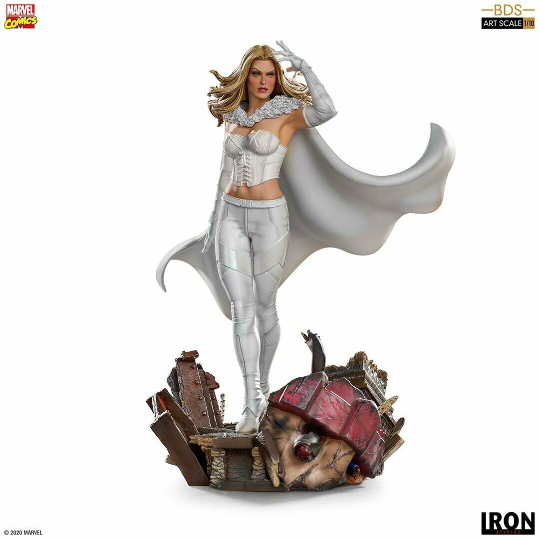 PRE-ORDER Iron Studios Emma Frost BDS Art Scale 1/10 - Marvel Comics