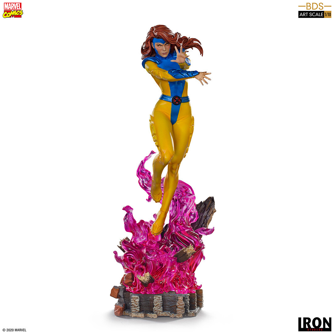 PRE-ORDER Iron Studios Jean Grey BDS Art Scale 1/10 - Marvel Comics