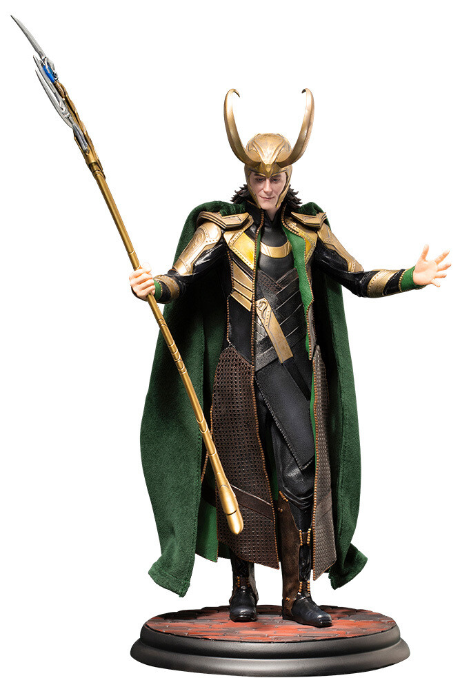 PRE-ORDER Marvel Avengers Movie Loki ArtFX Statue