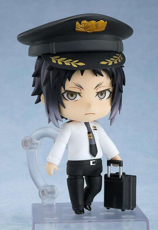 PRE-ORDER Nendoroid Ryunosuke Akutagawa: Airport Ver.