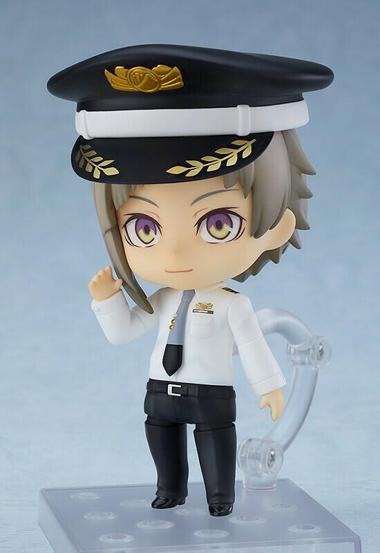 PRE-ORDER Nendoroid Atsushi Nakajima: Airport Ver.