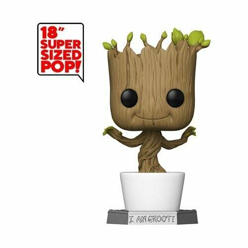 Guardians of the Galaxy Dancing Groot 18-Inch Pop! Vinyl Figure