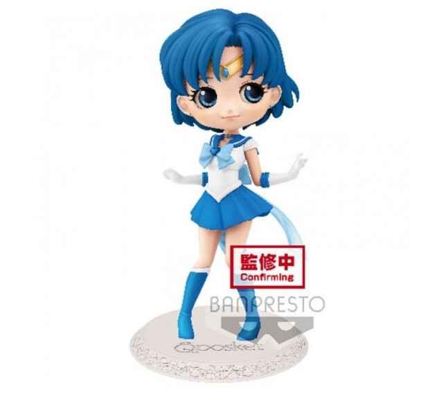 SAILOR MOON ETERNAL Q POSKET Super Sailor Mercury Ver. A