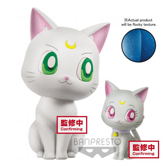 PRE-ORDER SAILOR MOON ETERNAL Fluffy Puffy B: Artemis and Diana