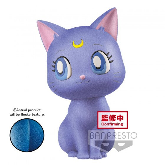 SAILOR MOON ETERNAL Fluffy Puffy A: Luna