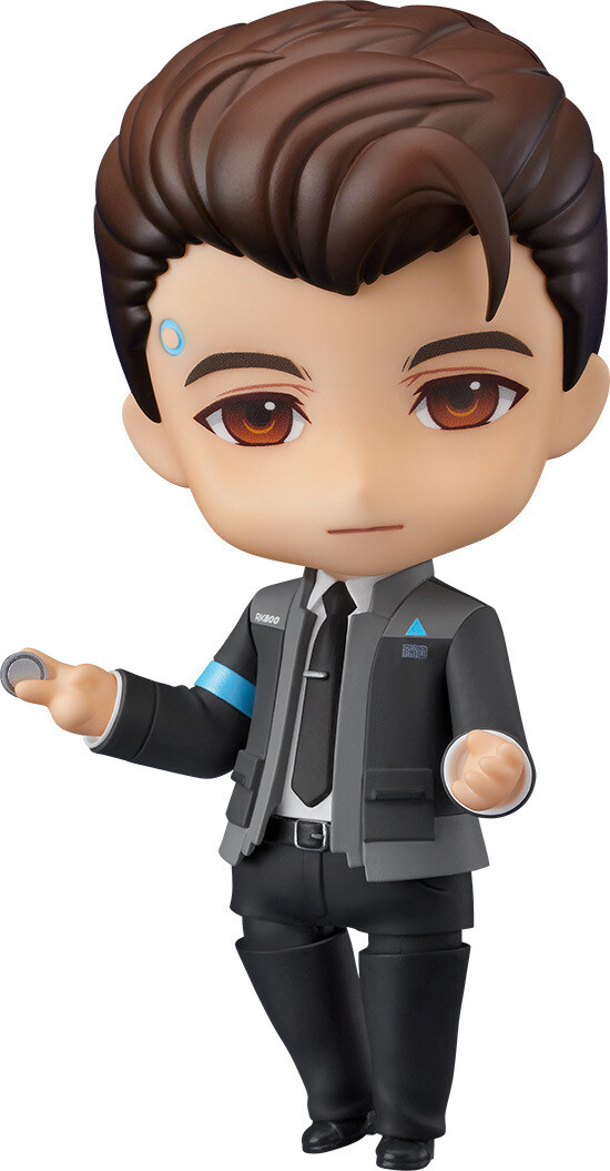 Good Smile Nendoroid Detriot Become Human Connor