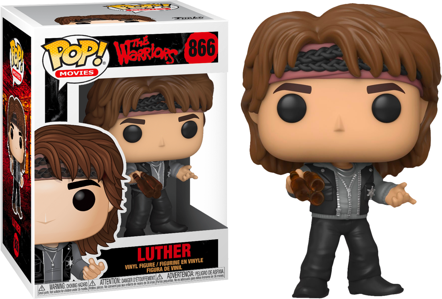 The Warriors - Luthor Pop! Vinyl Figure