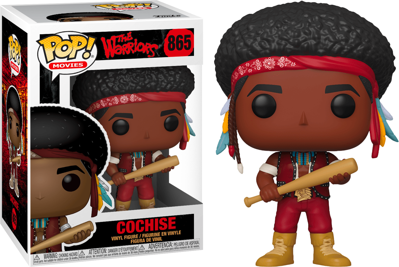 Funko The Warriors - Cochise Pop! Vinyl Figure