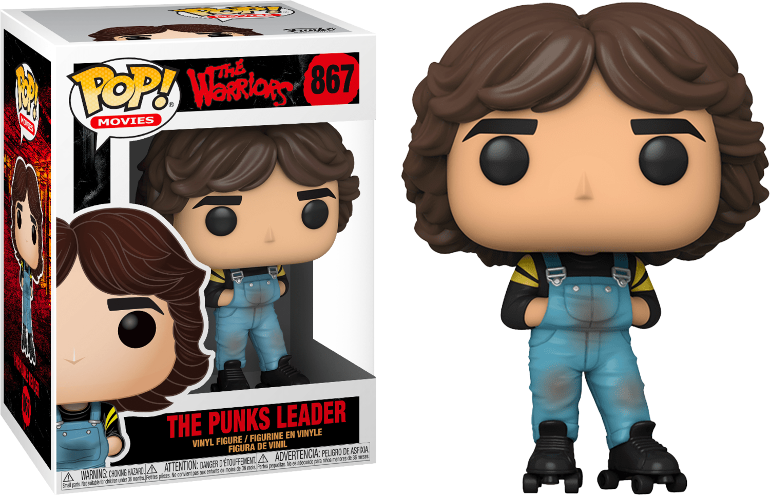 The Warriors - The Punks Leader Pop! Vinyl Figure