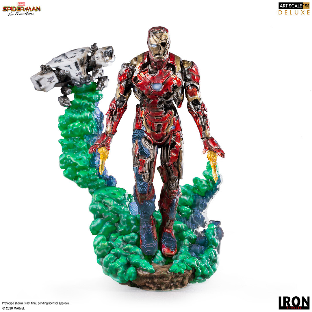 Iron Studios Iron Man Illusion Deluxe Art Scale 1/10 - Spider-Man: Far From Home