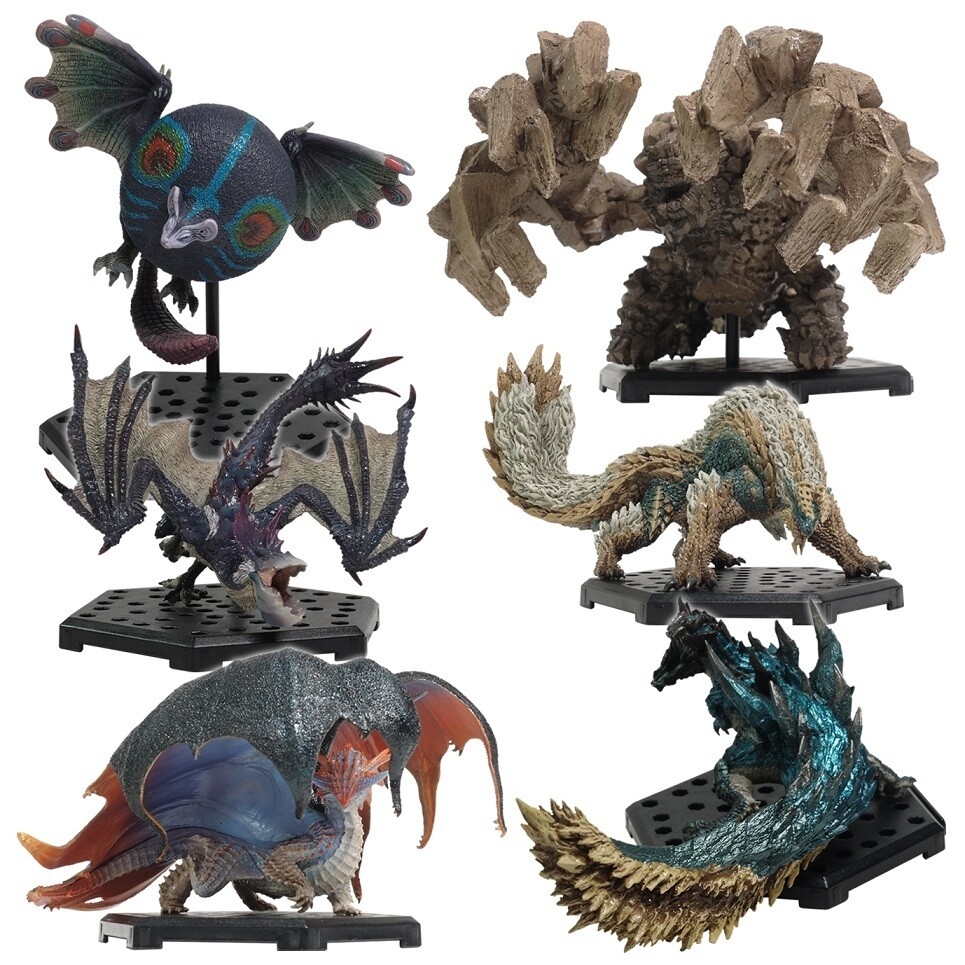 Good Smile Capcom Figure Builder Monster Hunter Standard Model Plus Vol.17 ( 1 piece only)