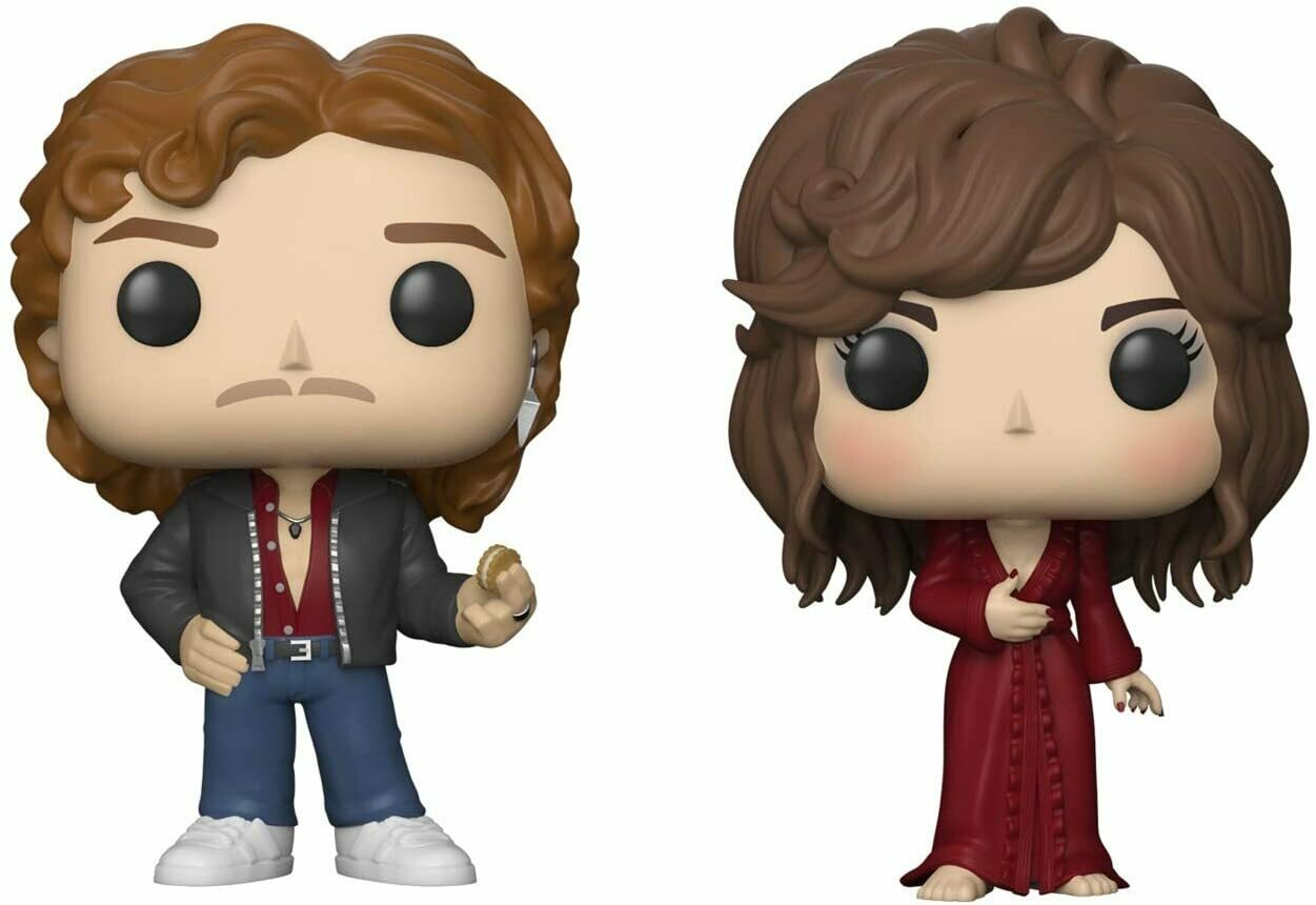 Funko Stranger Things Billy and Karen 2 Pack Summer Convention Exclusive Pop! Vinyl Figure