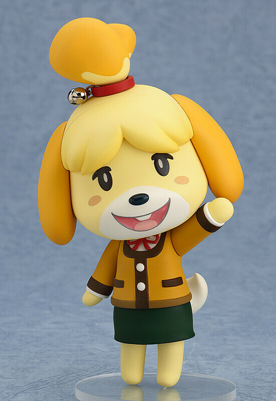 Nendoroid Shizue (Isabelle): Winter Ver. (2nd Resale)